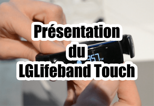 prensentation video lg lifeband touch