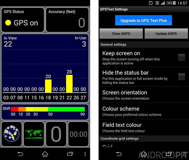 probleme gps wiko cink five gps test