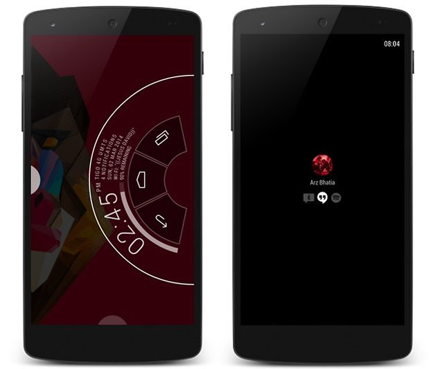 rom custom nexus 5 paranoid android