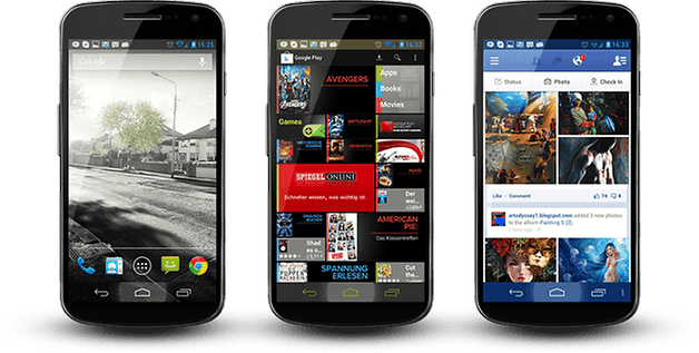 rom custom samsung galaxy s2 paranoid per app color