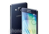 Samsung Galaxy A3, Galaxy A5 et Galaxy A7 en photos officielles