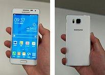 Samsung Galaxy Alpha - Reveladas las especificaciones técnicas