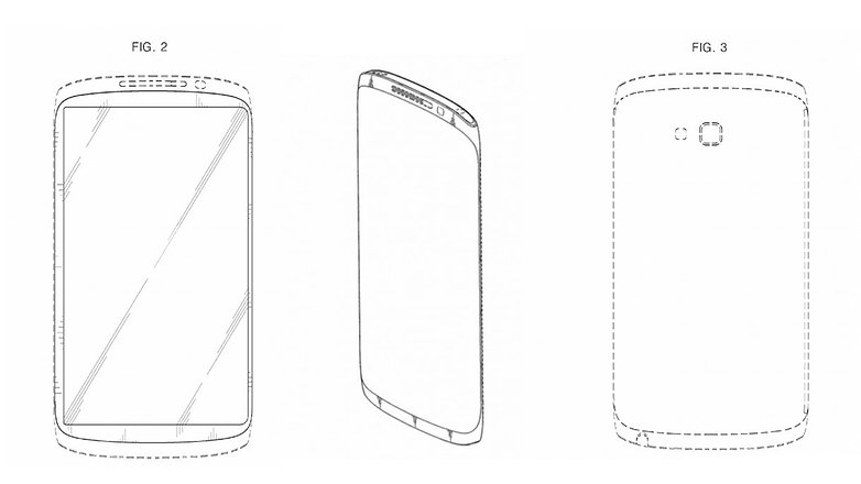 samsung galaxy note 5 patents leak