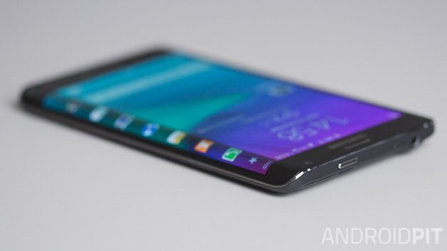 samsung galaxy note edge angle