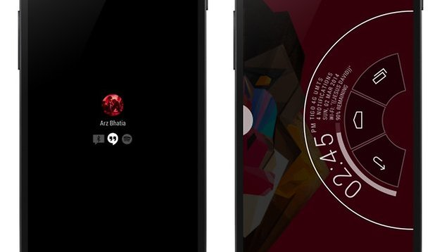 Peek: le notifiche di Paranoid Android nel Play Store