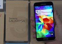 Android 5.0 sur le Samsung Galaxy S5 : photos et vidéo