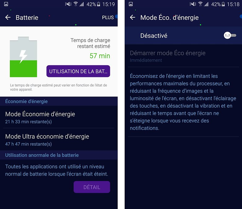 samsung galaxy s6 batterie