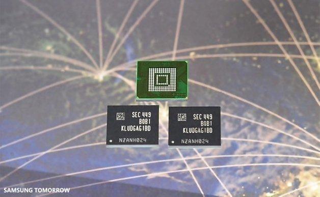 samsung galaxy s6 memory ufs