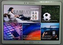 Galaxy Tab S terá novo modo de economia de bateria e leitor biométrico