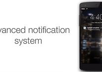 Les notifications iOS sur l'écran de verrouillage avec SlideLock