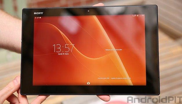 Xperia Z2 Tablet em teste: top em quase todos os aspectos!