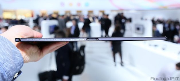 sony xperia z2 tablet edge 4