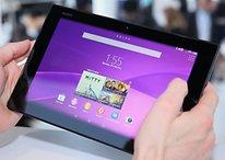 Sony Xperia Z2 Tablet angetestet: Flaches Multimedia-Schmuckstück