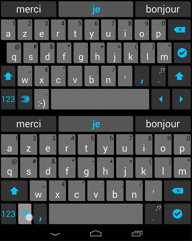 swiftkey android trucs astuces 3