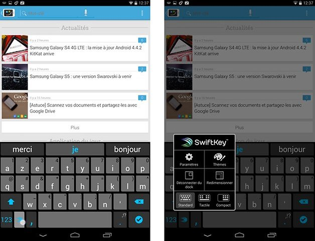 swiftkey android trucs astuces 4