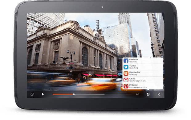 dvblast installe ubuntu sur une tablette