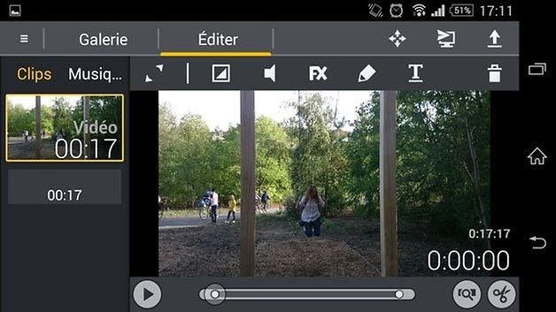 test app movie edit touch 3