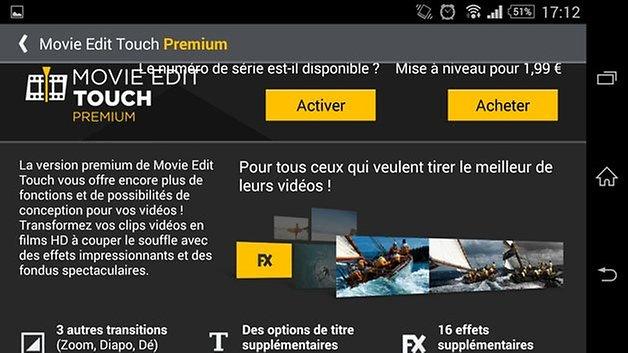 test app movie edit touch 5