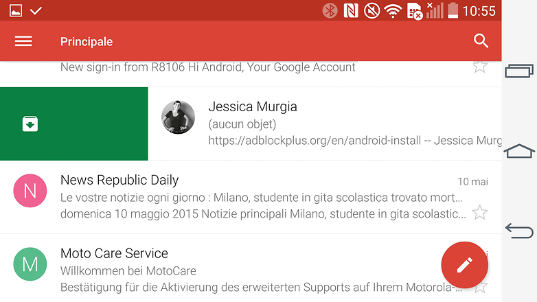 trucs et astuces gmail android archive