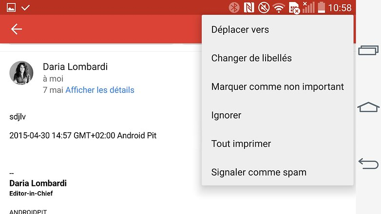 trucs et astuces gmail android menu 2