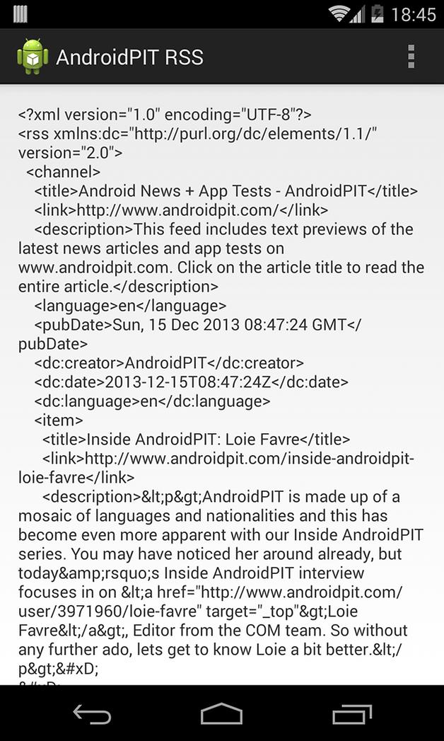 Tutoriel développeurs : première application Android - 2ème partie