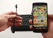 Connecter clavier et souris à Android : vidéo