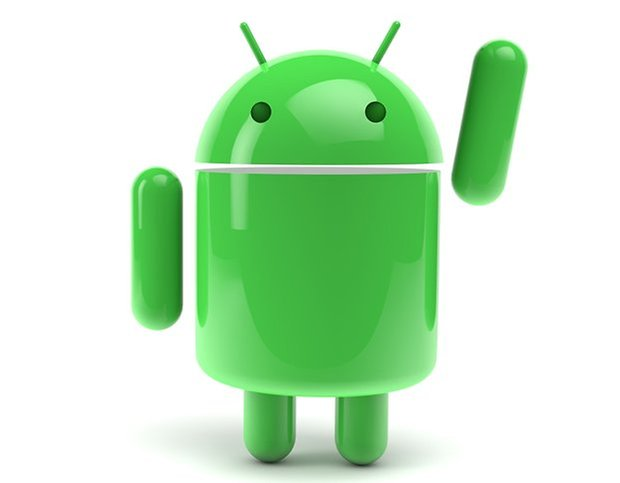 waving android background by the3dleopard d4lgj2d