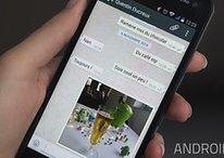 La double coche bleue arrive sur WhatsApp : vous pouvez désormais savoir si votre contact a lu votre message
