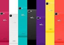 Wiko présente le Rainbow : un milieu de gamme multicolore