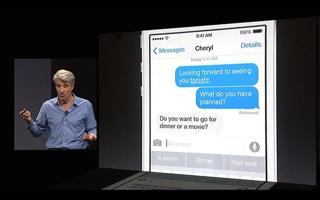 wwdc ios 8 quicktype keyboard