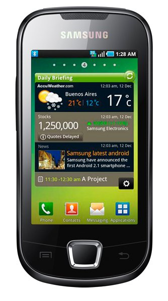 Samsung Galaxy Produktbild