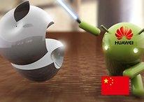Huawei überholt Apple in China