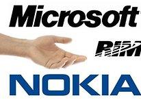Microsoft und Nokia erwägen Blackberry Hersteller RIM zu kaufen