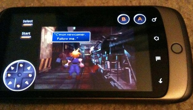 Android Playstation Emulator