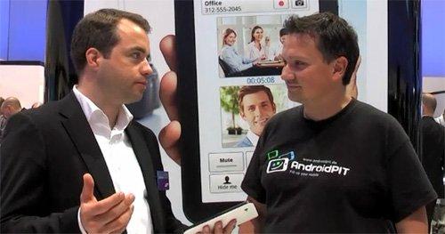 Lars Rabach im Gespräch mit Fabien