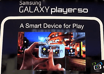[IFA 2010] Samsung Galaxy player 50 - Android Media player