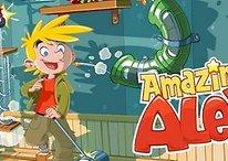 Après Angry Birds, le nouveau jeu de Rovio : Amazing Alex