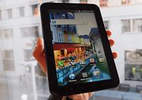 Samsung Galaxy Tab Refresh in 2011