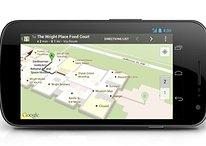 Google Maps mit Navigation für Museen