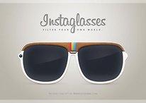 [Konzept] Erst Google Glasses und nun Instaglasses?