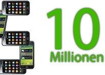 Samsung verkauft 10 Millionen Galaxy S: Mission erfüllt!