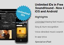 Soundhound Free ab nun ohne Begrenzung für Android