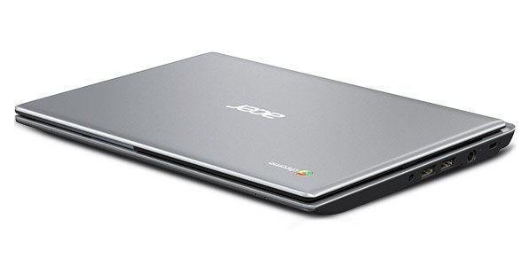 Acer C7 Chromebook Closed