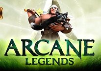 Arcane Legends is Now Available to Everyone