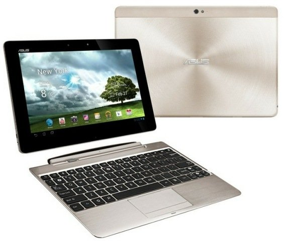 Asus Transformer 16GB with Champagne Finish