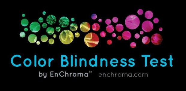 Color Blindness Test by EnChroma