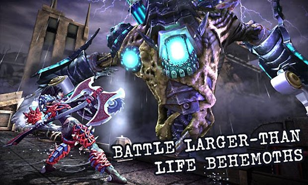 Death Dome Battling Behemoths