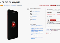 HTC Droid DNA Now Available to Order from Verizon Wireless
