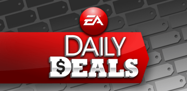 EA Daily Deals Widget