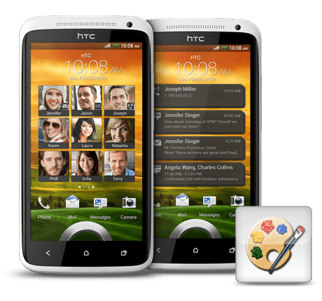 Sense 4+ Personalization Features on HTC One X
